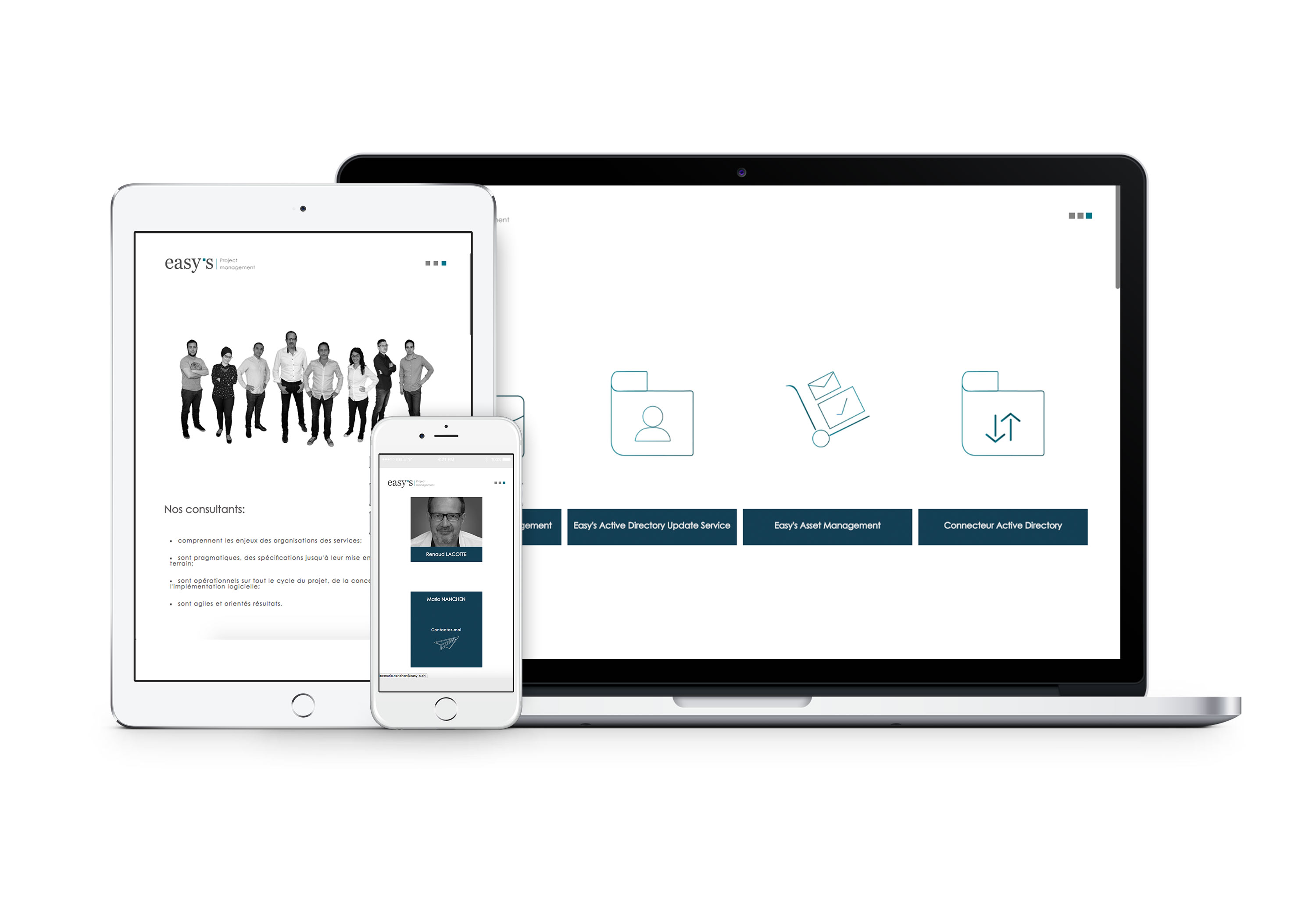 easy's | project management